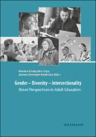 Gender – Diversity – Intersectionality