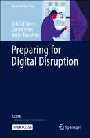 Preparing for Digital Disruption