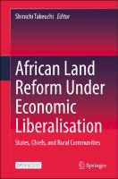 African Land Reform Under Economic Liberalisation